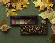 shu uemura's cosmetics.looks like chocolate!