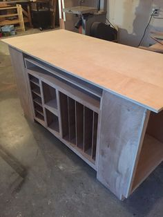 Art Table and Storage Desk for my Granddaughter.