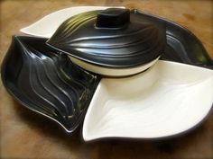 1000+ images about Vintage Black and White: Housewares and Fashion ...