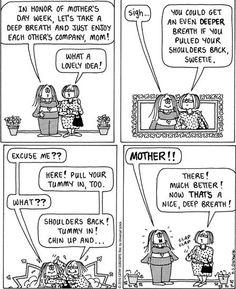 Cathy comic strip snl