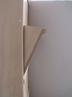 Shoe rack by Reverse: the detail.