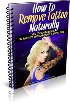 The Laserless Tattoo Removal Guide We Love 2 Promote http://welove2promote.com/product/the-laserless-tattoo-removal-guide/    #makemoneyonline