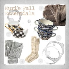 Fall essentials - guide