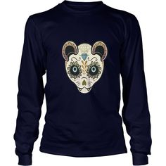 Sugar Skull Spooky Ferret Women´s Rolled Sleeve T  #gift #ideas #Popular #Everything #Videos #Shop #Animals #pets #Architecture #Art #Cars #motorcycles #Celebrities #DIY #crafts #Design #Education #Entertainment #Food #drink #Gardening #Geek #Hair #beauty #Health #fitness #History #Holidays #events #Home decor #Humor #Illustrations #posters #Kids #parenting #Men #Outdoors #Photography #Products #Quotes #Science #nature #Sports #Tattoos #Technology #Travel #Weddings #Women