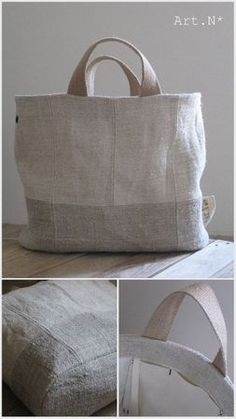 This blog is in French I think. Can't find link, but like the bag as a reference.
