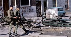 40+Photographs+of+The+Troubles,+The+Northern+Ireland+Conflict