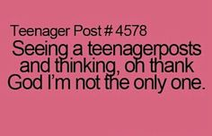 Yup..thank GOD I m not the only 1..