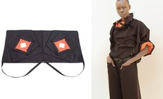 """132 5. by Issey Miyake  Geometric folding clothes from environmentally friendly fabrics"" (click- though for full story)"