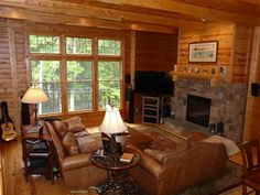 Since 1923 Ward Cedar Log Homes has been providing custom log homes and standard designs. View detailed log home plans & kits and build your next home with Ward. Log Home Plans, House Plans, Home Fireplace, Fireplaces, Cedar Log, Timber House, Next At Home, Sitting Area, Log Homes