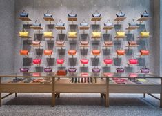 Valentino flagship store by David Chipperfield, New York City fashion