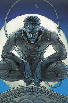 Nightcrawler (my favorite x-men)