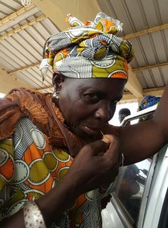 Mama of Gàmbia