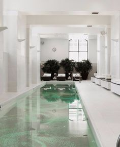 Waldorf Astoria Chicago Spa & Health Club