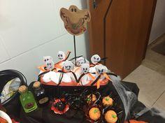 Pirulitos de fantasma / Ghost lollipops