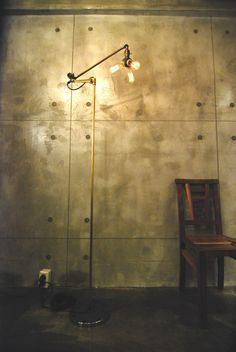 O.C.White brass floor lamp   CHIMERA WATTS Brass Floor Lamp, Chimera, Track Lighting, Ceiling Lights, Flooring, Home Decor, Industrial Lamps, Decoration Home, Room Decor
