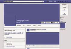Free PSD Goodies and Mockups for Designers: FREE Psd Facebook 2014 page mockup