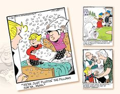Promotional Wall Calendars 2017 - Dennis The Menace Comic Art Calendar - March Calendar March, Art Calendar, Calendar 2017, Dennis The Menace Comic, Wall Calendars, Comic Art, Advertising, Comics, Calendar For 2017