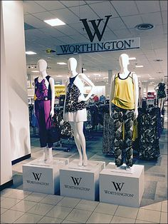 Worthington® Branded Above and Below