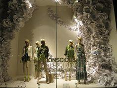 H &  M  - March 2013  -  London via retailstorewindows.com
