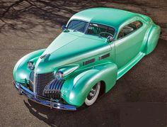 1940 Cadillac. Maintenance/restoration of old/vintage vehicles: the material for new cogs/casters/gears/pads could be cast polyamide which I (Cast polyamide) can produce. My contact: tatjana.alic@windowslive.com
