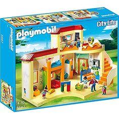 Jouets Playmobil Toys R Us, achat Playmobil La Garderie - 5567 prix promo Toys R Us 79.99 € TTC