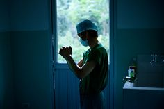 "WHO | Photo contest: ""Health workers count: A day in the life of a ..."