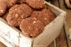 עוגיות שוקולד פרווה Cookies, Chocolate, Cake, Desserts, Food, Pie Cake, Tailgate Desserts, Biscuits, Pie