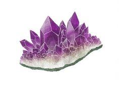 quartz crystal drawing - Google Search