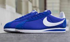 "Nike Classic Cortez Nylon ""Hyper Blue"""