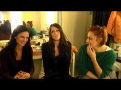CABARET- Intervista a Marta Belloni, Nadia Scherani e Ilaria Suss