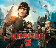 REVIEW: How To Train Your Dragon 2 | Macaroni Kid