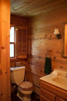 Cabin bathroom ideas log cabin bathroom images about bath ideas on small small cabin bathroom ideas Small Cabin Bathroom, Log Cabin Bathrooms, Rustic Bathroom Decor, Tiny House Bathroom, Bathroom Styling, Bathroom Images, Bathroom Ideas, Bath Ideas, Bathroom Designs