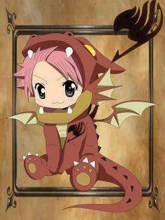 Fairy Tail Natsu~~