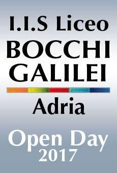 Open Day - Liceo Bocchi-Galilei. Tutti i tuoi eventi su ViaVaiNet, il portale degli eventi più consultato per il tempo libero nella provincia di Rovigo e nella Bassa Padovana