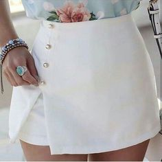 Super Spring Outfits To Summer Fashion That Always Looks Fantastic Summer Outfits, Casual Outfits, Cute Outfits, Shorts Altos, Short Skirts, Short Dresses, Fashion Mode, Womens Fashion, 50 Fashion