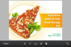 Share pizza recipes with everyone you know and show how to make your very own pizza at home with yummy toppings through free Pizza PowerPoint slides. Food Storage, Pizza Background, Pizza Recipes, Cooking Recipes, Pizza Pictures, Food Safety Tips, Types Of Pizza, Powerpoint Template Free, Templates Free