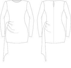 The Empress Dress - Free Sewing Pattern - Mood Sewciety