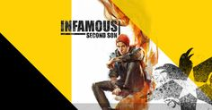 funny imfamous second son   Infamous Second Son HD Wallpaper
