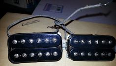 Vintage Set 1979 Gibson Guitar PAT# 2.737.842 T-Top Humbucking Pickups #Gibson