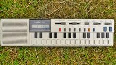 1980s small casio keyboard - Google Search. Loved this!