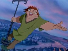"""The Hunchback of Notre Dame, one of my top fave Disney movies. """"Listen, they are beautiful, no?"""""""