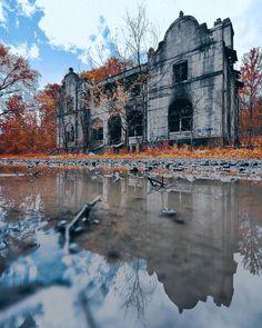 "Abandoned. Decayed. Desolate. (@globalfotografia_abandoned) on Instagram: "". GlobalFotografia Abandoned"