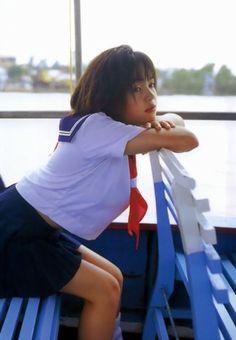 Азиатские школьницы