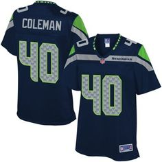 NFL Jerseys Official - Seattle Seahawks/ Derrick Colman on Pinterest | Derrick Coleman ...