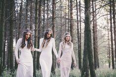 Boho bridesmaids | S