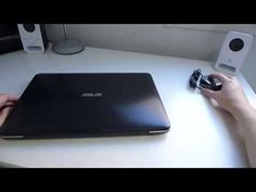 Unboxing Asus F555LA-DM1524 Laptop from CDON - YouTube Laptop, Videos, Youtube, Laptops, The Notebook, Youtubers, Youtube Movies