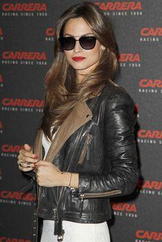 Ariadne Artiles y Carrera Eyewear