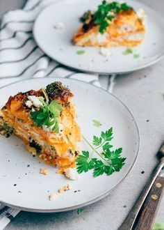 Zoete aardappelschotel met broccoli en zalm Sweet potato dish with Broccoli and Salmon Healthy Cooking, Healthy Snacks, Healthy Eating, Cooking Recipes, Healthy Recipes, I Love Food, A Food, Good Food, Yummy Food