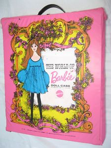 Had this Barbie case. It was handed down from a family friend with lots of Barbies, Barbie clothes, and Donny and Marie Dolls! My Childhood Memories, Childhood Toys, Great Memories, 1970s Childhood, Cherished Memories, Vintage Barbie, Vintage Dolls, Before I Forget, Retro Toys