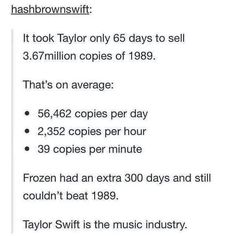 Slay, slay slay, we've been lovin Tay for quite some time, time, time...